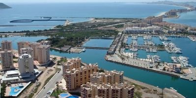Apartment/Flat - New Build - La Manga Del Mar Menor - La Manga Del Mar Menor